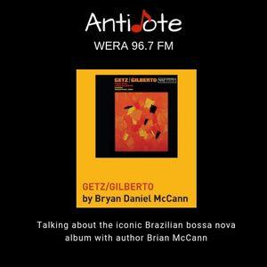Ep 103: Brian McCann talks Getz/Gilberto, Ramsey Lewis, Ruth