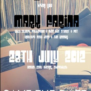My live set from East Village London with Guest Mark Farina