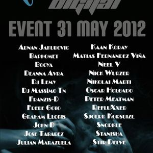 Jose Tabarez - Digital Event [May 31 2012] on InsomniaFM