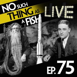 Episode 75: No Such Thing As Diarrhea Drive