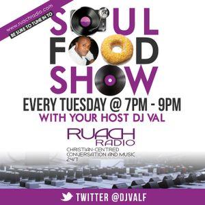 The Soul Food Radio Show February 23, 2016