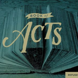 The Book of Acts: Introducing Acts (Acts 1:1-5)