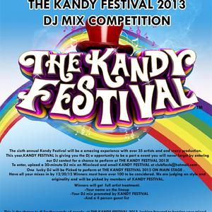 DJ CONTEST-DJ BEAT- KANDY FESTIVAL 2013