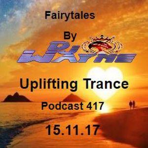 Uplifting Trance PodCast.ep417.(15.11.17)