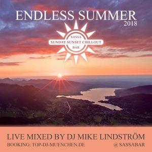 Endless Summer2018@Sassabar-Sundaysunset-Livemix DJ Mike Lindström