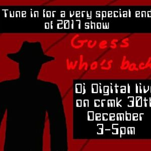 DJ Digital Sat Show - Special End of 2017 Show