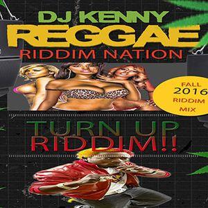 DJ KENNY - DANCEHALL RIDDIM NATION 2016 FALL MIX