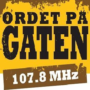Ordet På Gaten (reprise 17.September 2011)