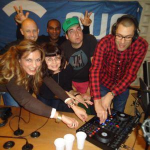 Djs X-Moon ; Luizinho,Carlos Mantilla @Raveolutions Radio Show