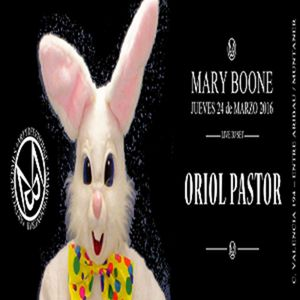 Live Set at Mary Boone Bar Easter Holidays 2016