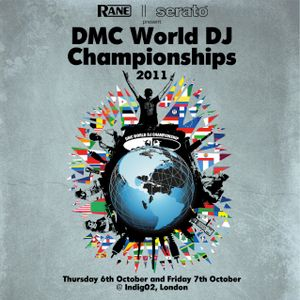 'Flares Of Nature' - DJ Switch (3 x DMC World Supremacy Champion)