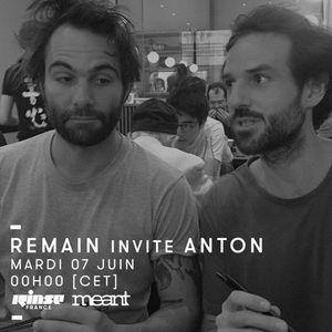 Remain Invite Anton - 07 Juin 2016