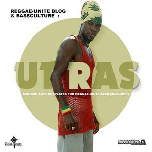 Ut Ras-Mixtape 100% Dubplates for Reggae-Unite Blog (2014-2017)