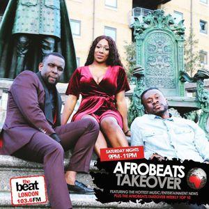 #AfrobeatsTakeover: @selectamaestro @dboyCityLove 17.6.17 9PM - 11PM GMT