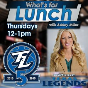 Whats For Lunch 03-03-2016 with Ainsley Malmay