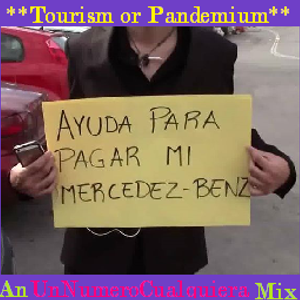 Poor Mono - Tourism or Pandemium  28.08.20