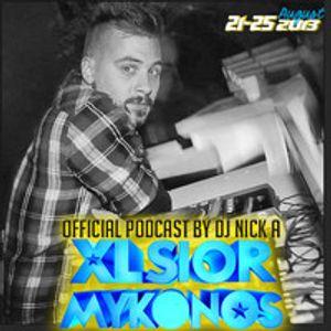 XLsior podcast summer 2013 vol 2