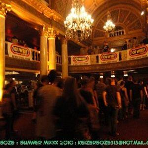 Summer Mixxx 2010