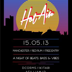Hot Air Dcorms Live (13.03.13)