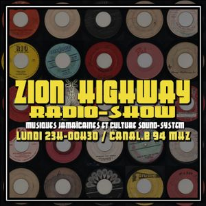 Zion Highway Radio-Show / Oct 2020 / Oldies Roots/Rude Boy/ Rocksteady