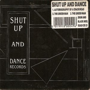 SHUT UP & DANCE JB's collection.