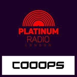 Cooops Live Platinum Radio London 18th Sept 2017 6-8pm