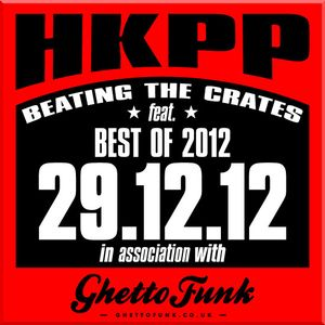 Beating The Crates 20121229