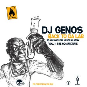 Dj Genos – Back To Da Lab Vol. 1 (Mixtape)