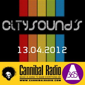 Citysounds = Cannibal + ΔEFACE365 | 13.4.2012