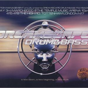 Hype with Fearless at Dreamscape Drum and Bass (March 2000)
