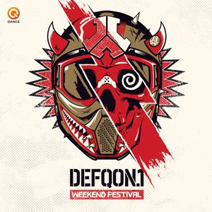 defqon.1_2015 CD4 mixed by Dr Rude