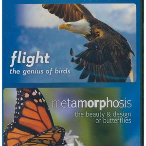 Show 1401 The Design of Life. Intelligent Design and METAMORPHOSIS