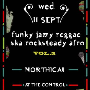 Collectiva bar reggae skazzy live set (northical) 11/9/13 part.1