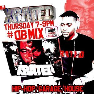 #DBMix with @DjXrated_uk [08.06.2017 1900-2100 GMT]