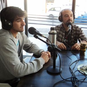 """El Mounstro del Bazar - """"Tarde o Temprano"""" (Radio Eich 93.1 Tandil)"""