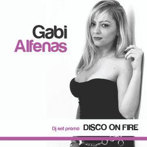 Gabi Alfenas - Disco on fire