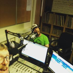 The Final Headfunk Show on Vectis Radio 07.07.17