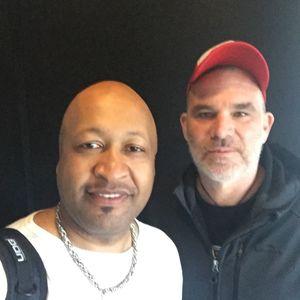 DJ Ragz on The Logg Cabin on George FM, Auckland, New Zealand Sunday 30th April 2017
