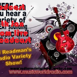 Dj Readmans Variety Show :Shiny Darkness, Mouth Full of Matches, Subculture and more