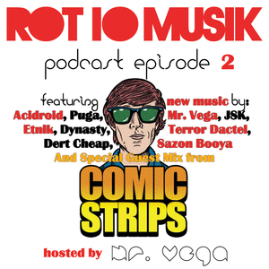 Rot10 Musik Podcast Episode Two