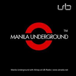 Manila Underground at UB Radio with Alinep - Nov 2014 - www.ubradio.net - MAUG006