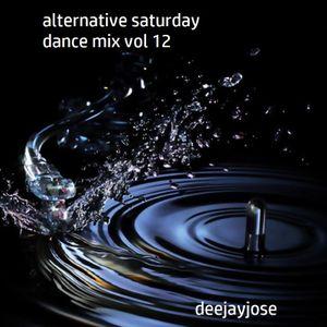 Alternative Saturday Dance Mix Vol 12