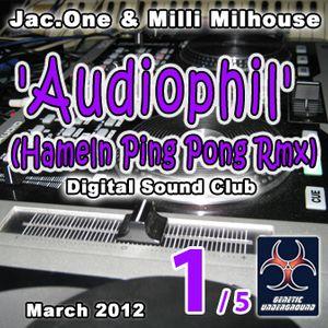 Jac.One & Milli Milhouse - 'Audiophil' (Hameln Ping Pong Rmx) Part I (GENETIC UNDERGROUND) (March 20