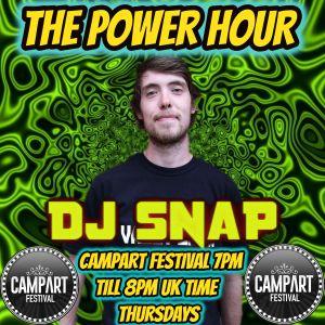 DJ SNAP ON CAMPART FESTIVAL 14/1/21