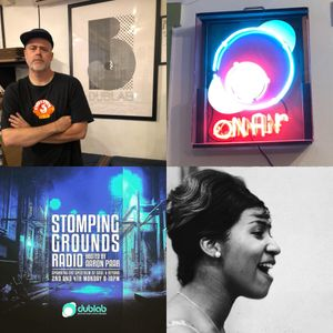Stomping Grounds Episode 061 - 8/27/18