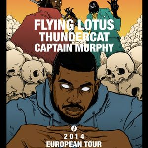 The Brainfeeder Special Dedicated 2 Flying Lotus 1Year674.Fm feat. Thury Tonarm and El Topo 30/5/'14