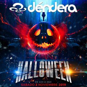 Helmet @ Dendera Halloween (02-11-19)