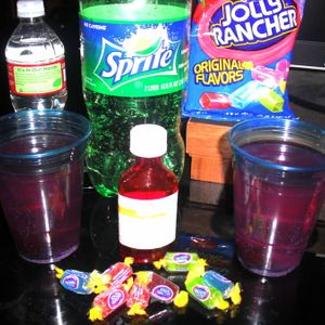 Purple Drank Mixie