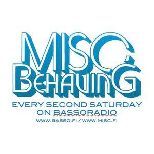 Flight Miscbehaving @ Bassoradio