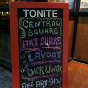 Central Square Art Share June 2015